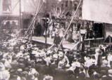 Ledbury Fair, circa 1911.