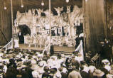 Wanstead Flats Fair, circa 1912.