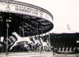 Hampstead Heath Fair, circa 1940.