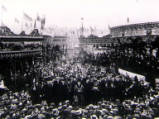 King's Lynn Mart Fair, circa 1905.