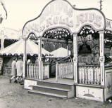 Nottingham Goose Fair, circa 1963.