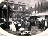 Biddall's Bioscope, circa 1904.