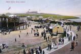 Barry island, circa 1929.