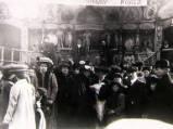 Wisbech Fair, circa 1905.