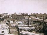 St Blazey Fair, circa 1921.