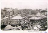 Nottingham Goose Fair, circa 1896.