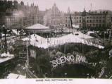 Nottingham Goose Fair, circa 1911.