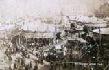 Nottingham Goose Fair, circa 1908.