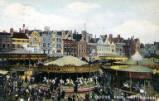 Nottingham Goose Fair, circa 1906.