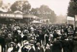 Oxford St Giles Fair, circa 1908.