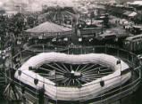 Newcastle Town Moor Fair, circa 1920.