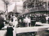 Stratford-upon-Avon Mop Fair, circa 1912.