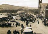 Largs Fair, circa 1896.