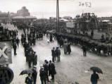 Largs Fair, circa 1900.
