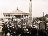 Mumbles fair, circa 1912.