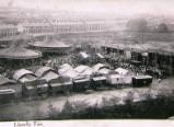 Llanelli fair, circa 1904.