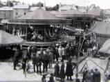 Ulverston Martinmas Fair, circa 1925.