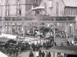 Bishop Auckland Fair, circa 1896.