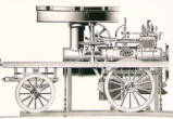 Savage Works drawing, circa 1890.