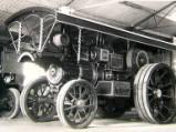 Thursford engine, circa 1960.