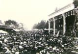 Oxford St Giles Fair, circa 1909.