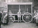 Lord John Sanger's Circus, circa 1913.