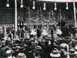 Stratford-upon-Avon Mop Fair, circa 1908.