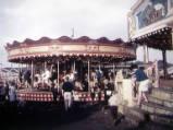 Nottingham Goose Fair, circa 1967.
