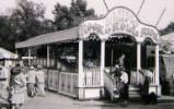 Nottingham Goose Fair, circa 1959.