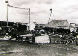 Newcastle Town Moor Fair, circa 1927.