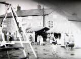 Long Buckby Fair, 1953.