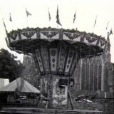 Rothwell Charter Fair, 1954.