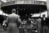Banbury Mop Fair, 1954.