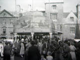 Oxford St Giles Fair, 1955.