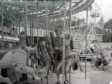 Colwyn Bay Amusement Park, 1955.