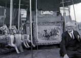Banbury Mop Fair, 1954.