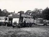 Nottingham Goose Fair, 1960.