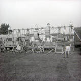 Newbold on Avon Fete and Fair,  1962.