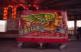 Seaton Carew Amusement Park, 1981.