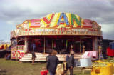 Newcastle Exhibition Park Fair, 1981.