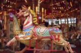 Loughborough Fair, 1981.