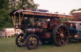 Bramham Park Traction Engine Rally, 1982.