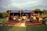 Barnsley Lock Park Fair, 1982.