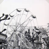 Loughborough Charter Fair, 1960.
