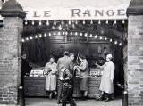 Loughborough Charter Fair, 1960.