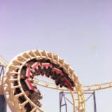 Whitley Bay Amusement Park, 1983.