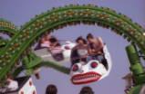 Littlehampton Amusement Park, 1983.