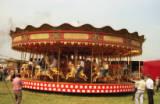 Bramham Park Steam Fair, 1983.