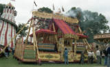 Bramham Park Steam Fair, 1983.