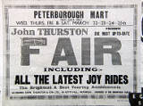 Peterborough Mart Fair, 1961.